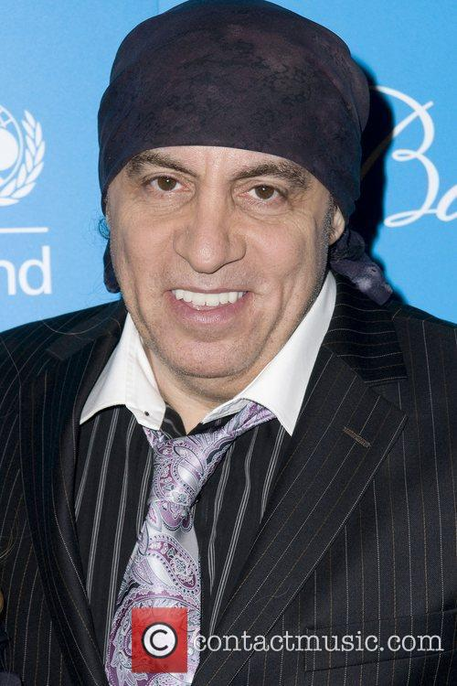 Steve Van Zandt and Unicef 1