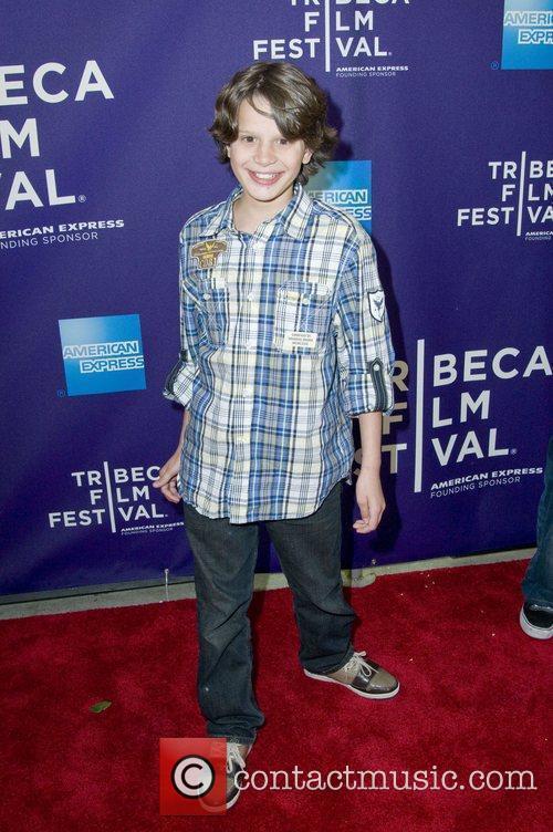 Bobby Coleman  2010 Tribeca Film Festival Premiere...