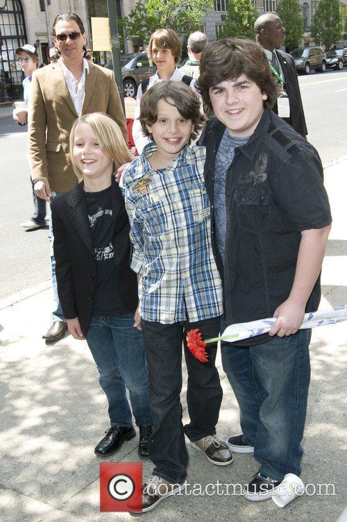 Carolina Andrus, Bobby Coleman and Josh Flitter 2010...