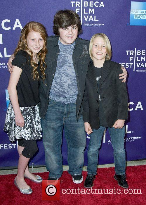 Carolina Andrus, Josh Flitter and Christian Martyn 2010...