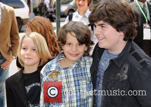 Christian Martyn, Bobby Coleman and Josh Flitter 2010...