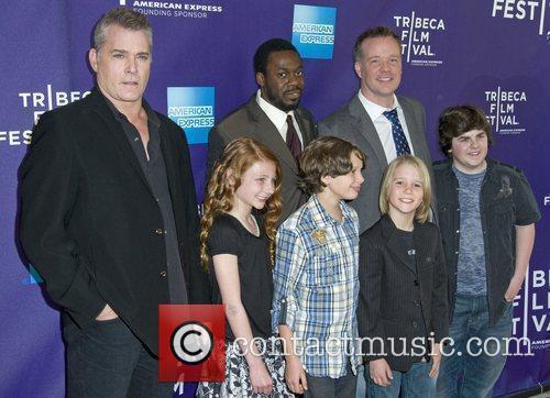 The cast of 'Snowmen' 2010 Tribeca Film Festival...