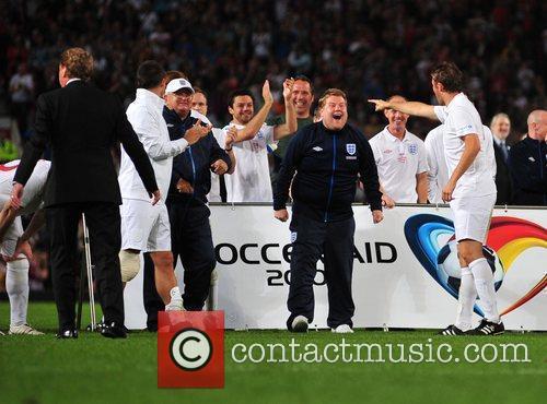 The England Team 6