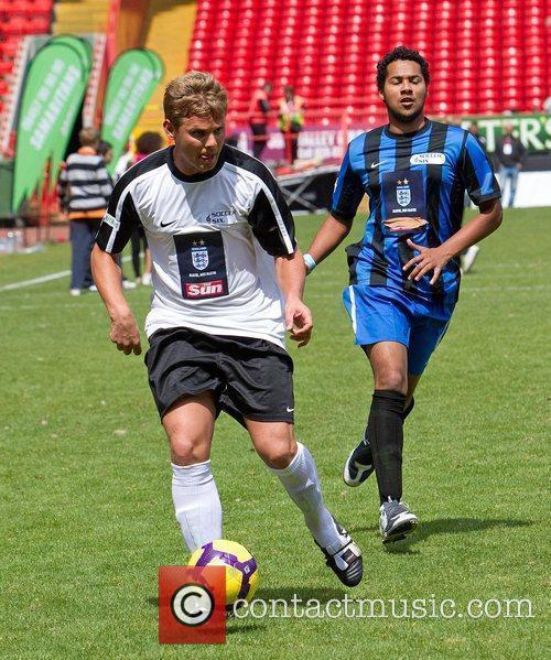 2010 Soccer Six tournament at Charlton Athletic Football...