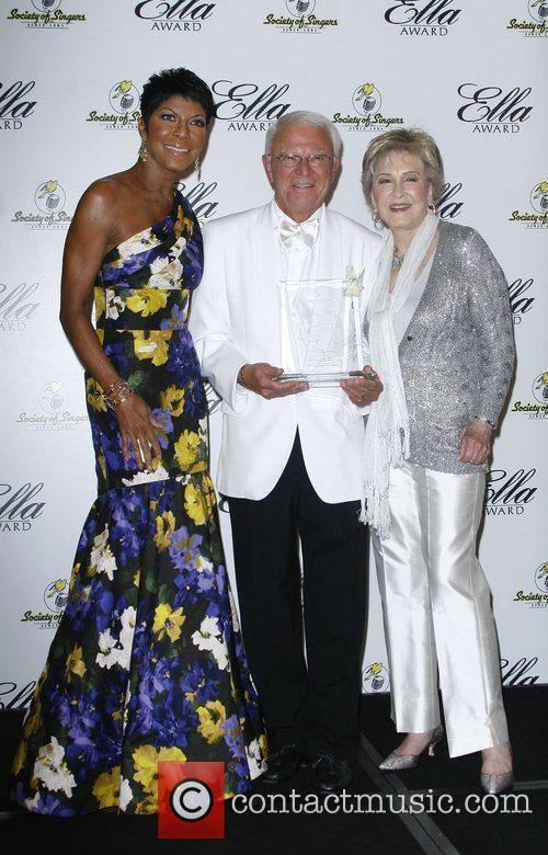 Natalie Cole Society Of Singers honors Natalie Cole...
