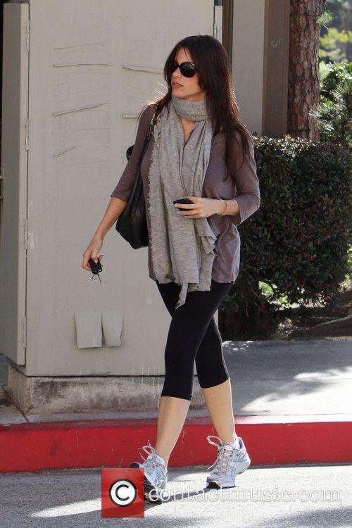 Sofia Vergara seen out walking in Santa Monica...