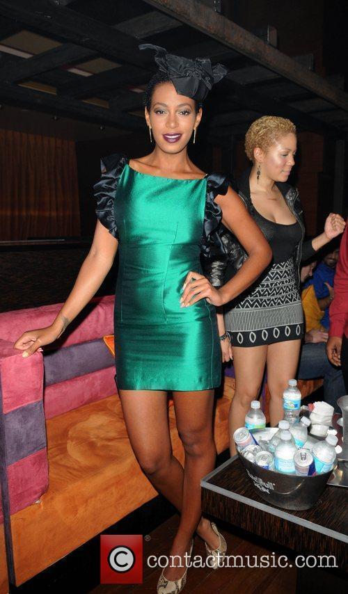 Solange Knowles, Imani Rose