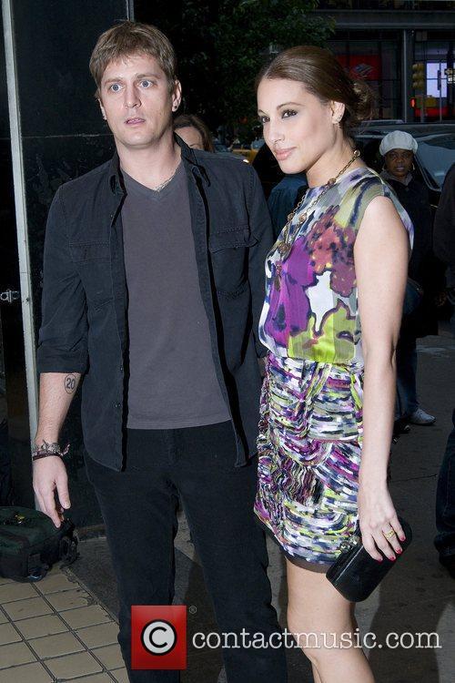 Rob Thomas and Marisol Thomas 3