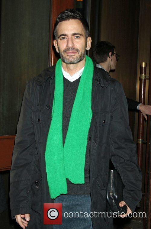 Marc Jacobs attends screening of 'Somewhere' at the...