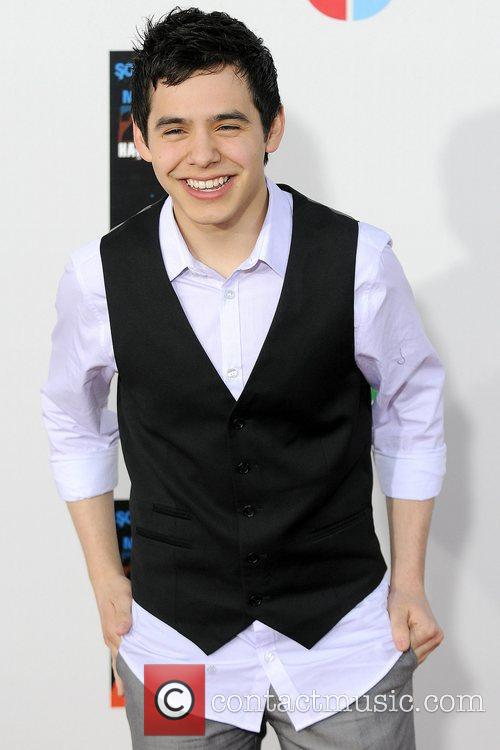 David Archuleta Latin artists appear to record 'Somos...