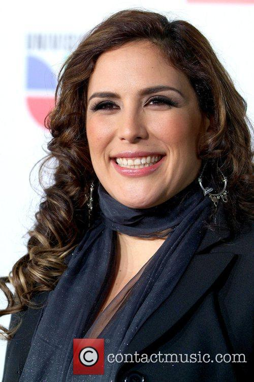 Angelica Vale Latin artists appear to record 'Somos...