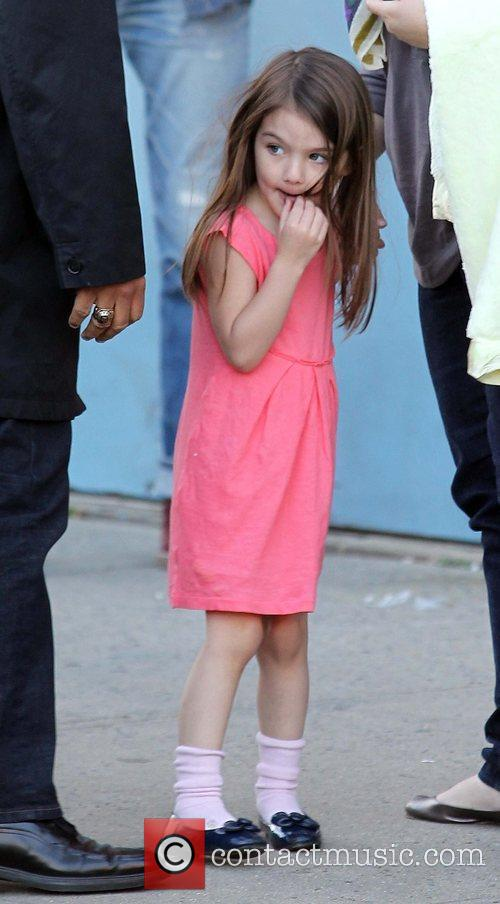 On the set of 'Son Of No One'