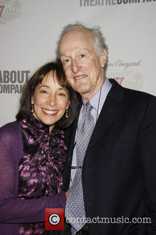 Didi Conn and her husband Richard Maltby, Jr....