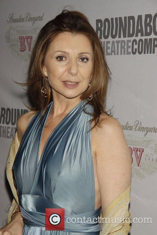 Donna Murphy attending 'Sondheim 80' at The Roundabout...