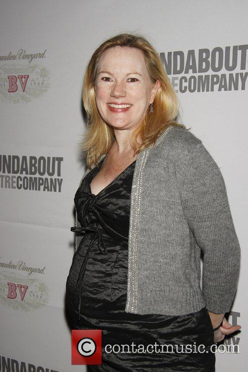 Kathleen Marshall attending 'Sondheim 80' at The Roundabout...