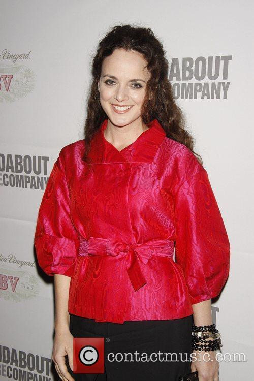 Melissa Errico attending 'Sondheim 80' at The Roundabout...