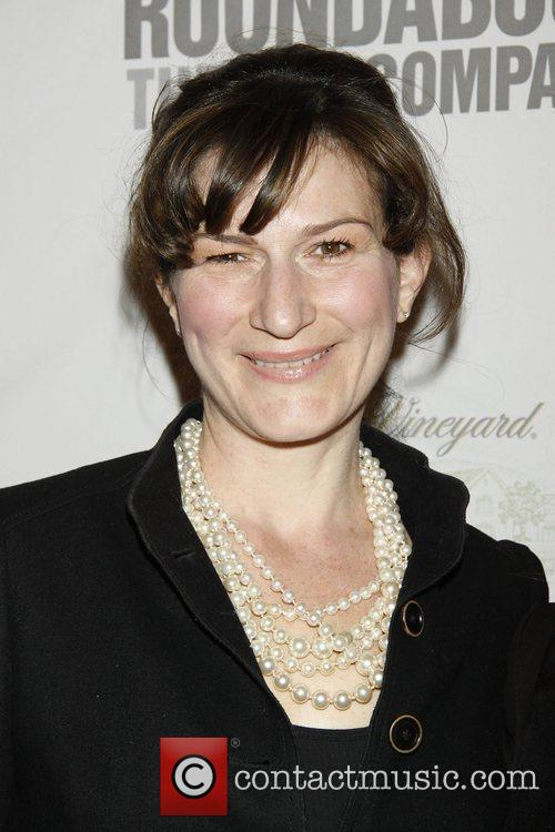 Ana Gasteyer The opening night of the Roundabout...
