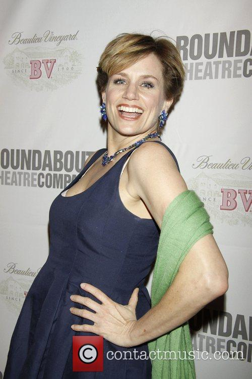 The opening night of the Roundabout Theatre Company's...