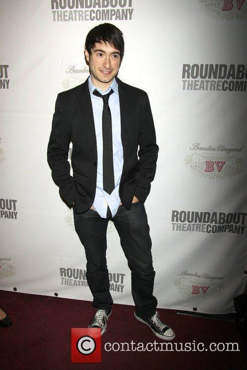 Jason Fuchs The opening night of the Roundabout...