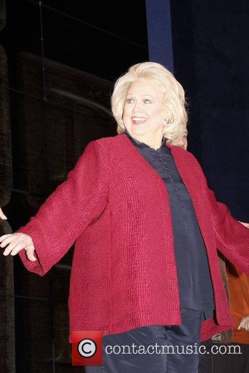 Barbara Cook Curtain call for 'Sondheim 80', Roundabout...
