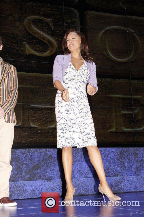 Vanessa Williams Curtain call for 'Sondheim 80', Roundabout...