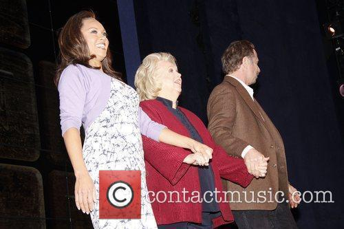 Vanessa Williams, Barbara Cook, and Tom Wopat Curtain...