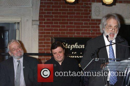 Stephen Sondheim, Nathan Lane, John Weidman The Stephen...