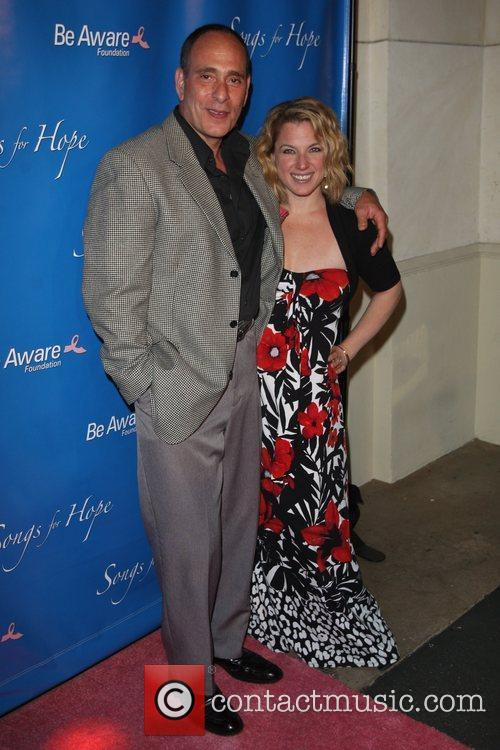 'Songs For Hope' event, held at The Grove...