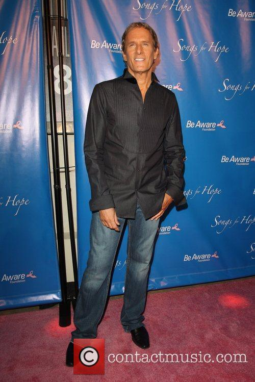 Michael Bolton 'Songs For Hope' event, held at...