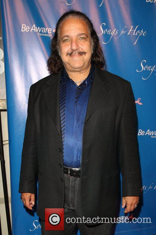 Ron Jeremy 'Songs For Hope' event, held at...