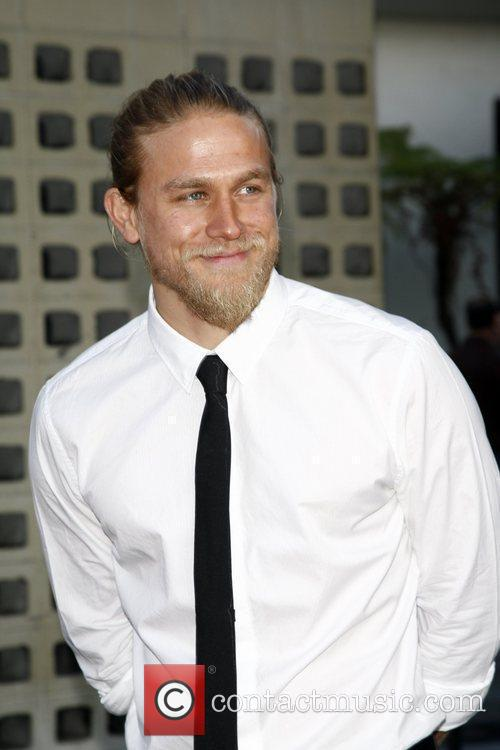 Charlie Hunnam  FX's 'Sons Of Anarchy' season...