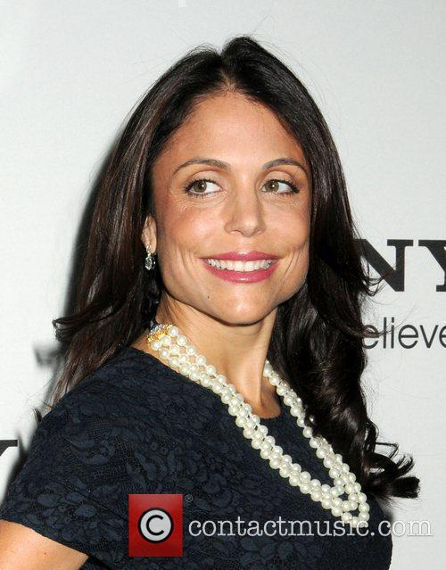 Bethenny Frankel,  at the unveiling of the...
