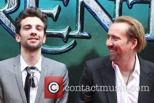 Jay Baruchel, Nicolas Cage World premiere of 'The...