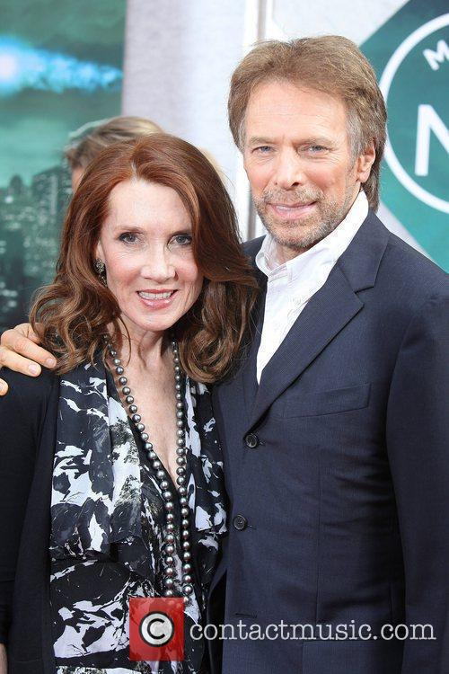 Linda Bruckheimer, Jerry Bruckheimer World premiere of 'The...