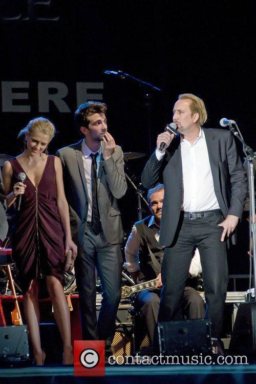 Teresa Palmer, Jay Baruchel and Nicolas Cage Q...