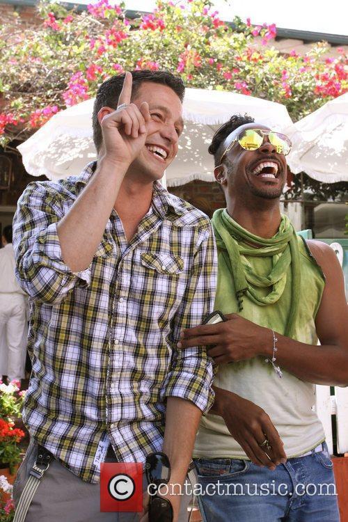 Jason Dottley and T. Ashanti Mozelle 'Sordid Lives:...
