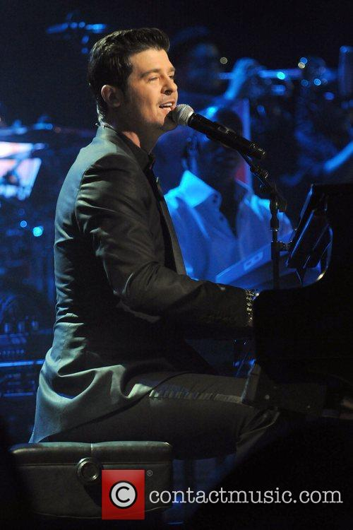 Robin Thicke BET Presents SOS Saving Ourselves -...
