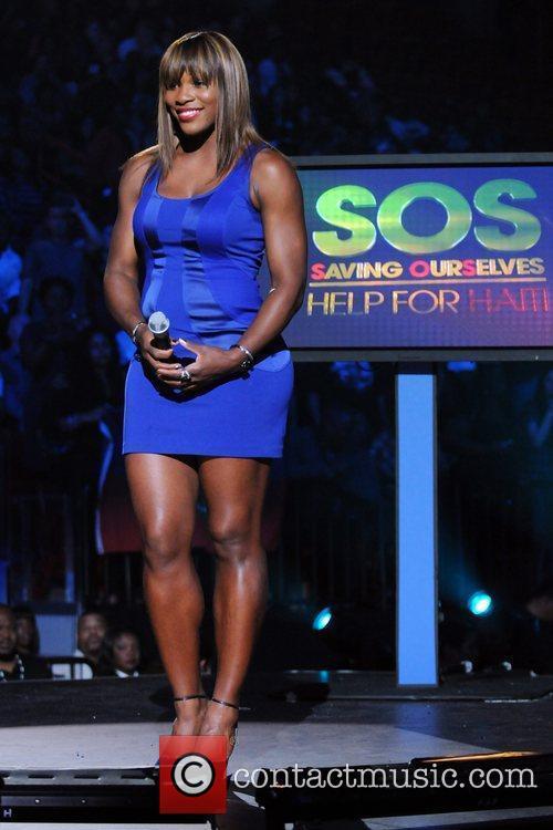 Venus Williams BET Presents SOS Saving Ourselves -...
