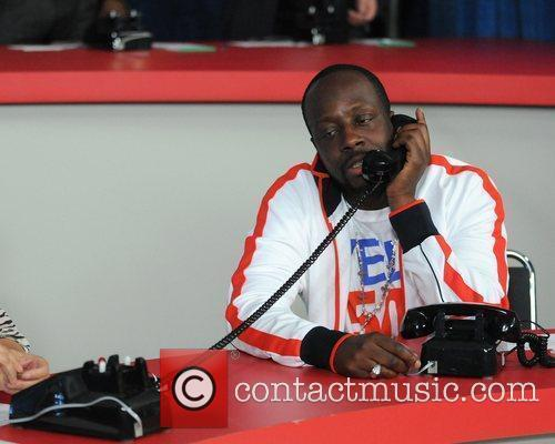 Wyclef Jean BET Presents SOS Saving Ourselves -...