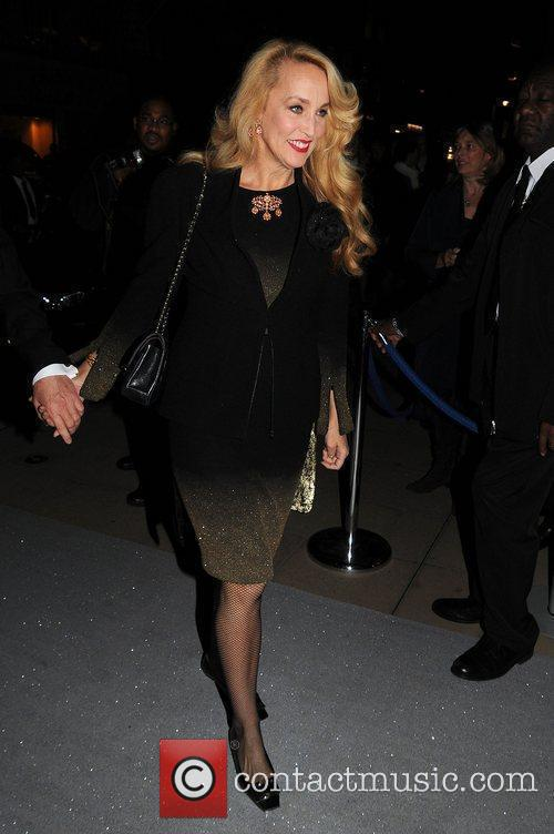 Jerry Hall's Art Collection private party held at...