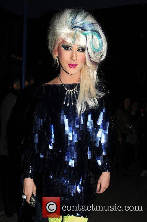 Jodie Harsh  Jerry Hall's Art Collection private...