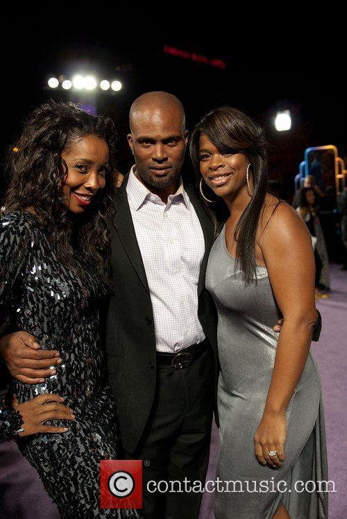 Chris Spencer, Kita Williams and Monique Jackson...