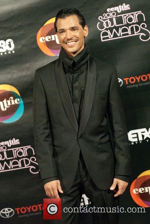 El Debarge Soul Train Awards at held at...