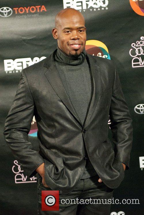 Derek Blanks Soul Train Awards at held at...