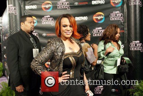 Faith Evans Soul Train Awards at held at...