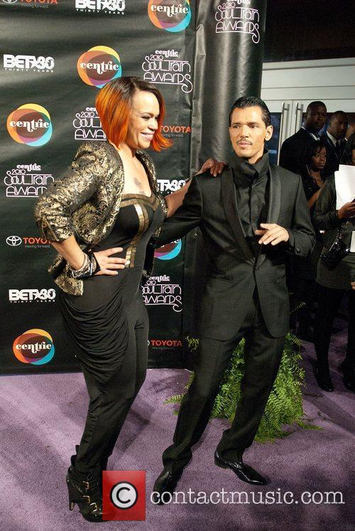 Faith Evans and Debarge 1