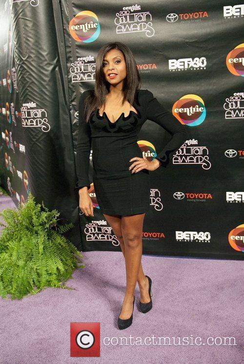 Taraj P Henson Soul Train Awards at held...