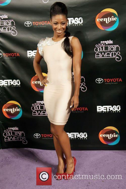 D. Woods Soul Train Awards held at the...