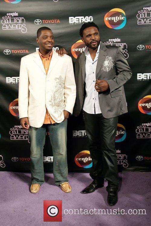 Darius McCrary Soul Train Awards held at the...