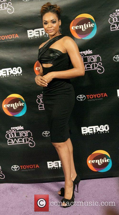 Demetria Mckinney Soul Train Awards held at the...